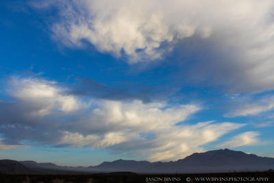 Desert Sky by dopey5150