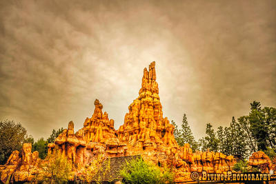 Thunder Mountain by dopey5150