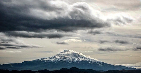 Mt. Shasta by BivinsPhotography