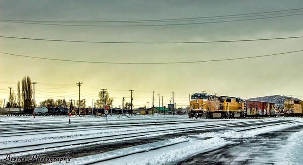 Amtrak KlamathFalls15 by BivinsPhotography