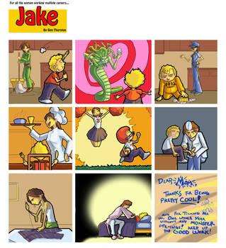 Jake 013 by ComicBoySupreme