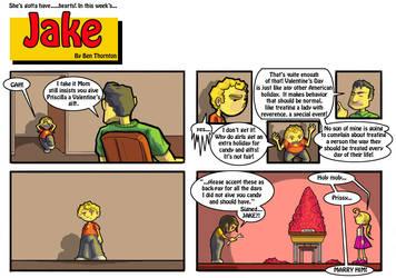Jake 015 by ComicBoySupreme