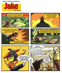 Jake 016 by ComicBoySupreme