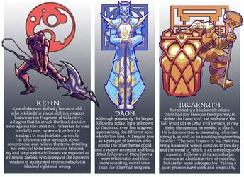 Crests by ComicBoySupreme