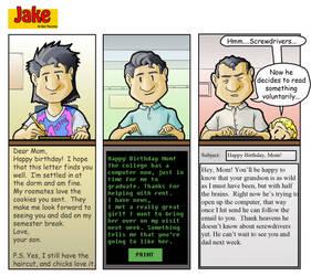 Jake 17 by ComicBoySupreme