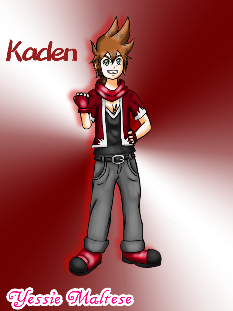 Drawing Commission: Kaden by YessieMaltese