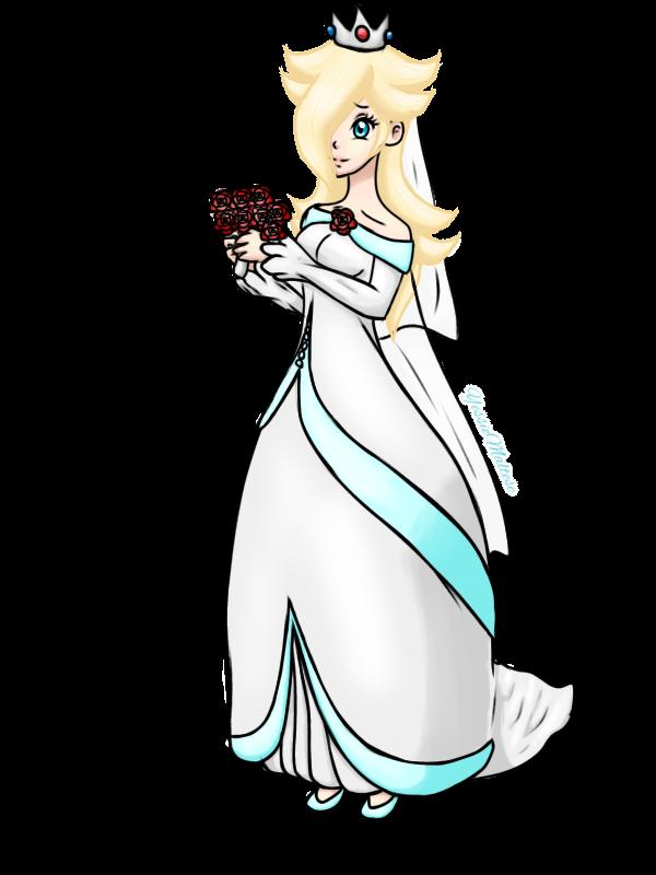 Bride Rosalina (Collab) by YessieMaltese