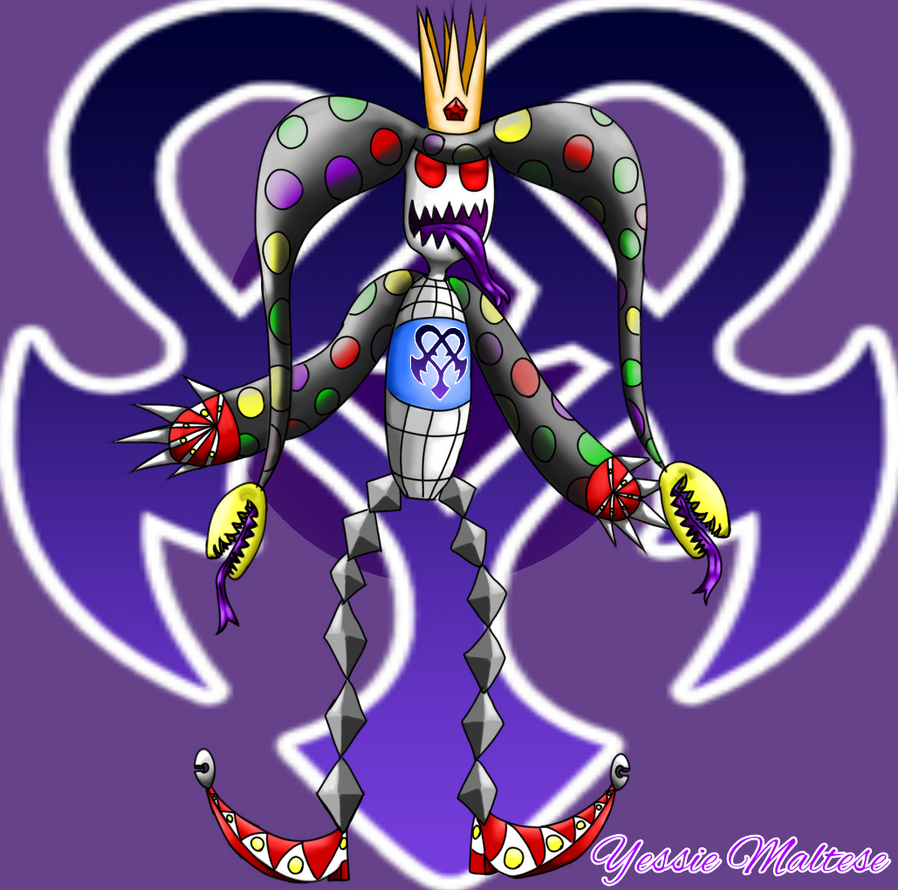 Dream Eater Kingabocky (Request) by YessieMaltese