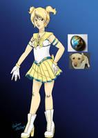 Sailor Labradorite Labrador by MysticSybil