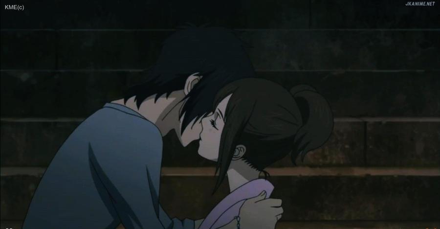 Yamato y Mei Kiss by sakuriita0823 on DeviantArt