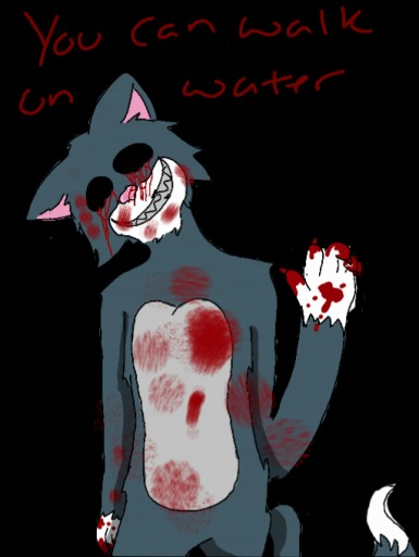 Tom's suicide- Tom and Jerry creepypasta by Neonwolf-of-the