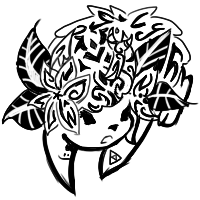 Tribal Trollmin by Seiyena