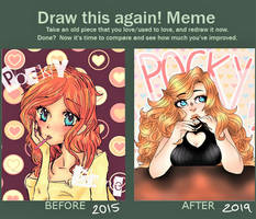 Draw This Again [Vienna] by Veemaxima