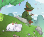 Moomins - Daydreamin