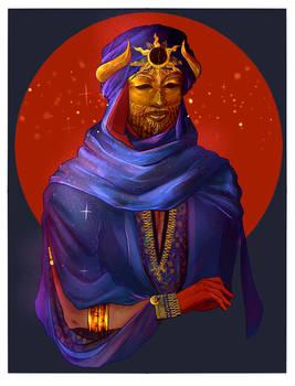 GS - Masquerade by Niladhevan