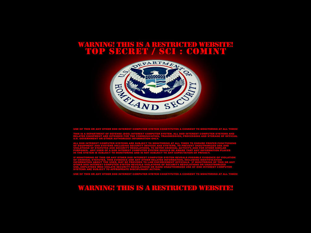 Homeland security splash page by blackcell on deviantart homeland security splash page by blackcell buycottarizona