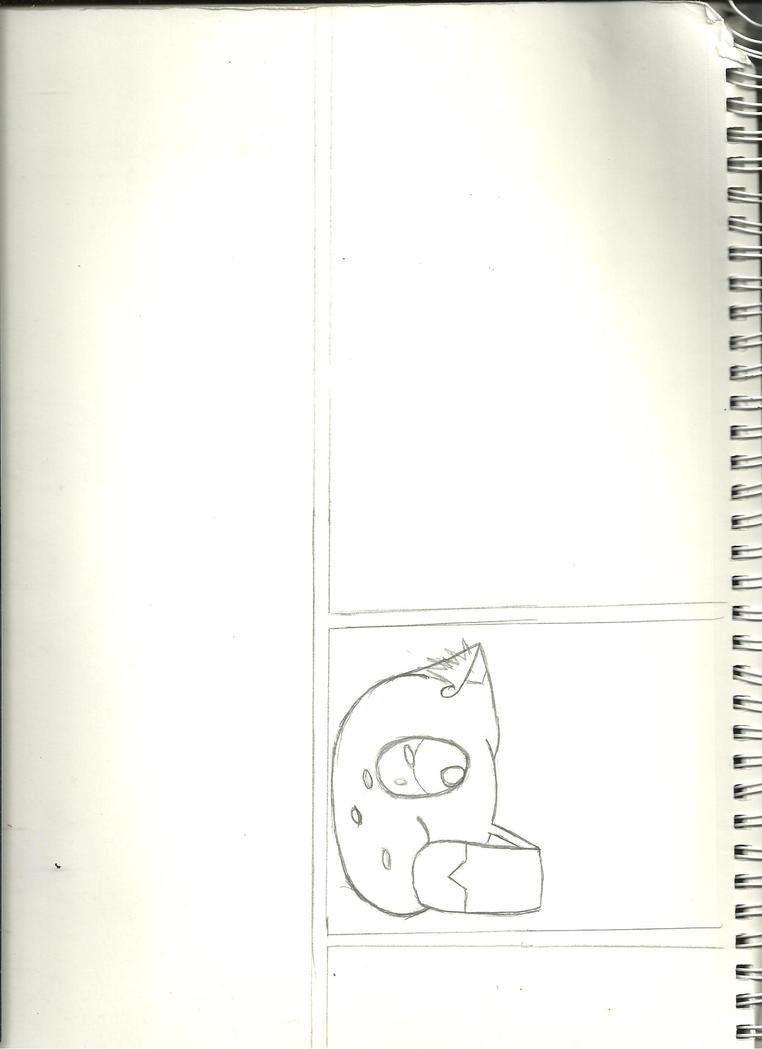 Kuro doodle by jojocir