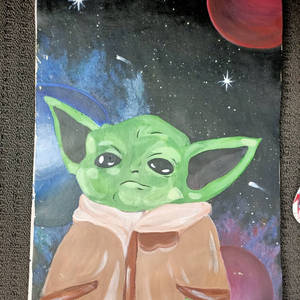 Baby Yoda Complete 2