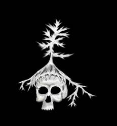 Skull tree? by Oica