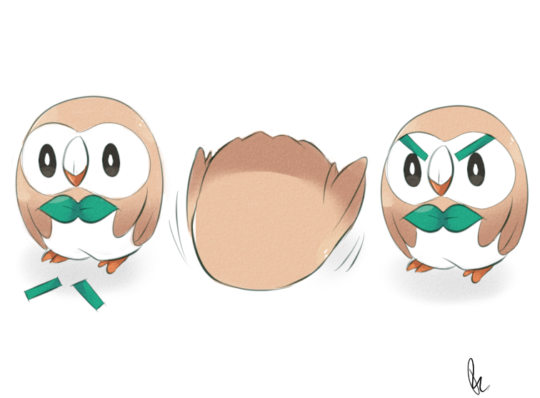 meme_by_remarirey daqqu9p angry rowlet by remarirey on deviantart