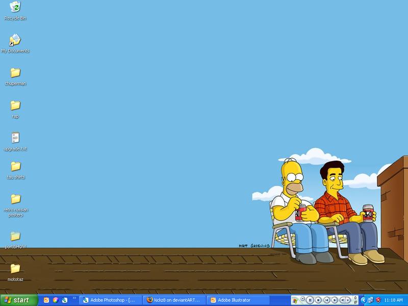 Desktop doh by kickz8