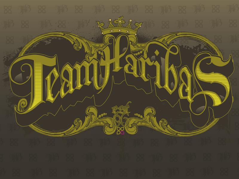 Team Haribas by kickz8