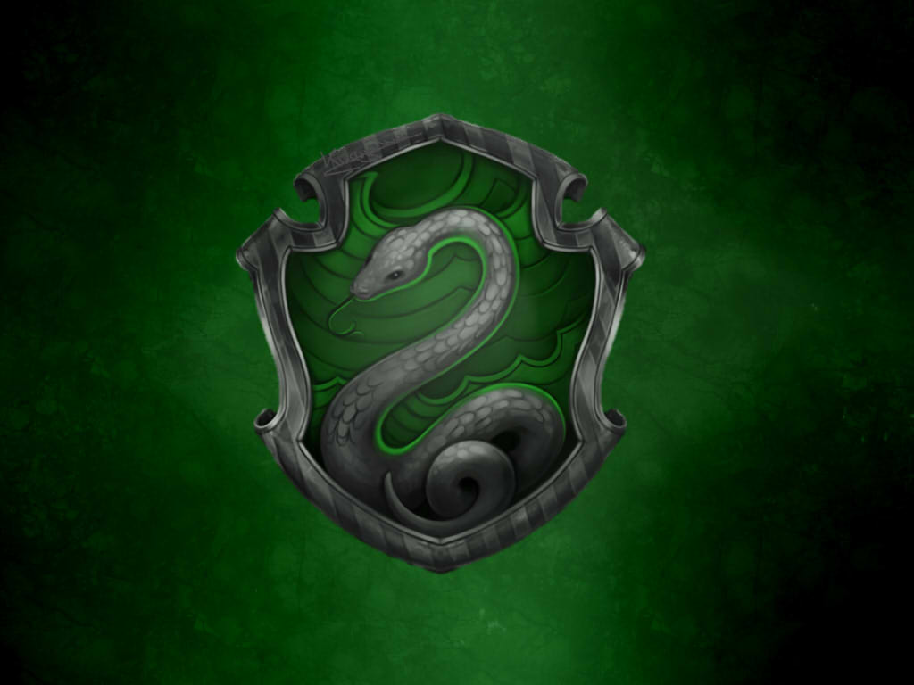 slytherin emblem by kuryuukia on deviantart