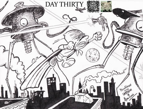 INKTOBER day 30