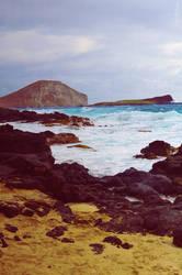 Makapu'u Beach by drag-my-soul