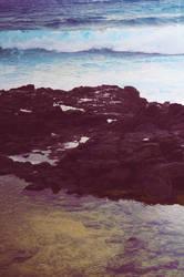 Makapu'u Beach Tidepools by drag-my-soul