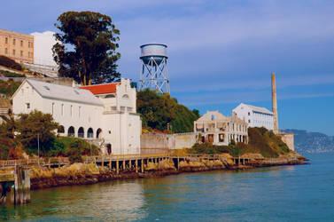 Alcatraz by drag-my-soul