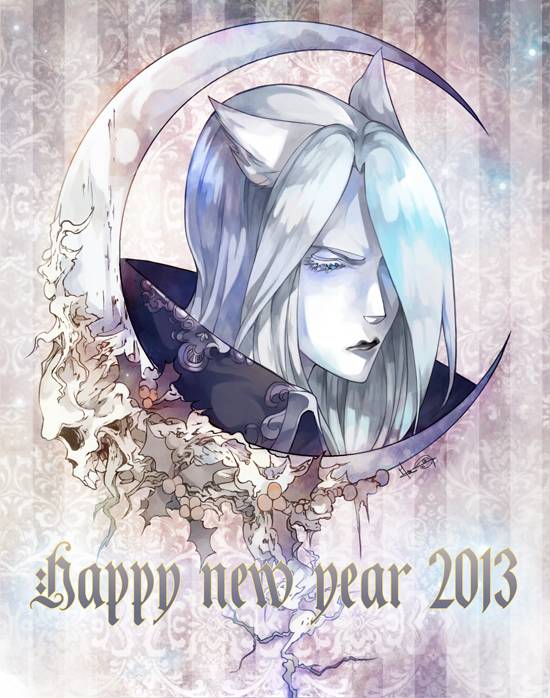 ::Happy New Year 2013:: by Marufu-san