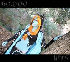 60,000 Hits by ThePrincessZelda
