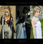 The Women of Twilight Princess