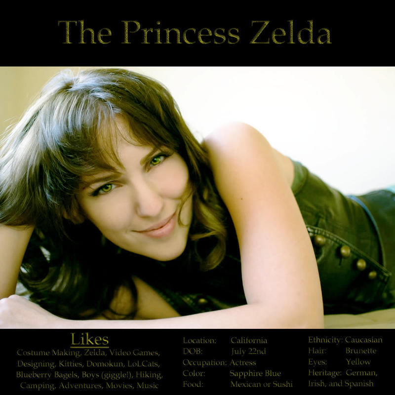 ThePrincessZelda's Profile Picture