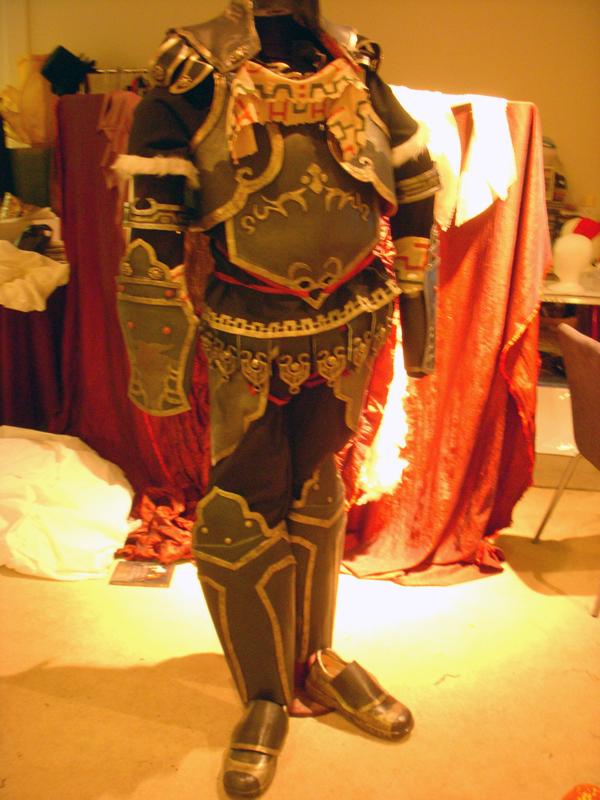 Ganondorf costume tutorial