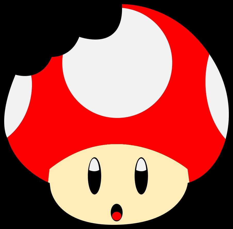 Mario Mushroom by MateusBrasil