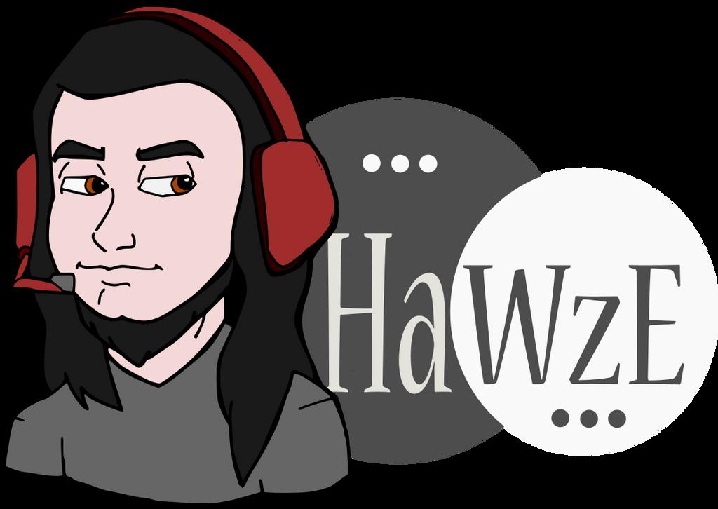 Hawze Logo by MateusBrasil