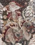 Santa Claus by Dreoilin