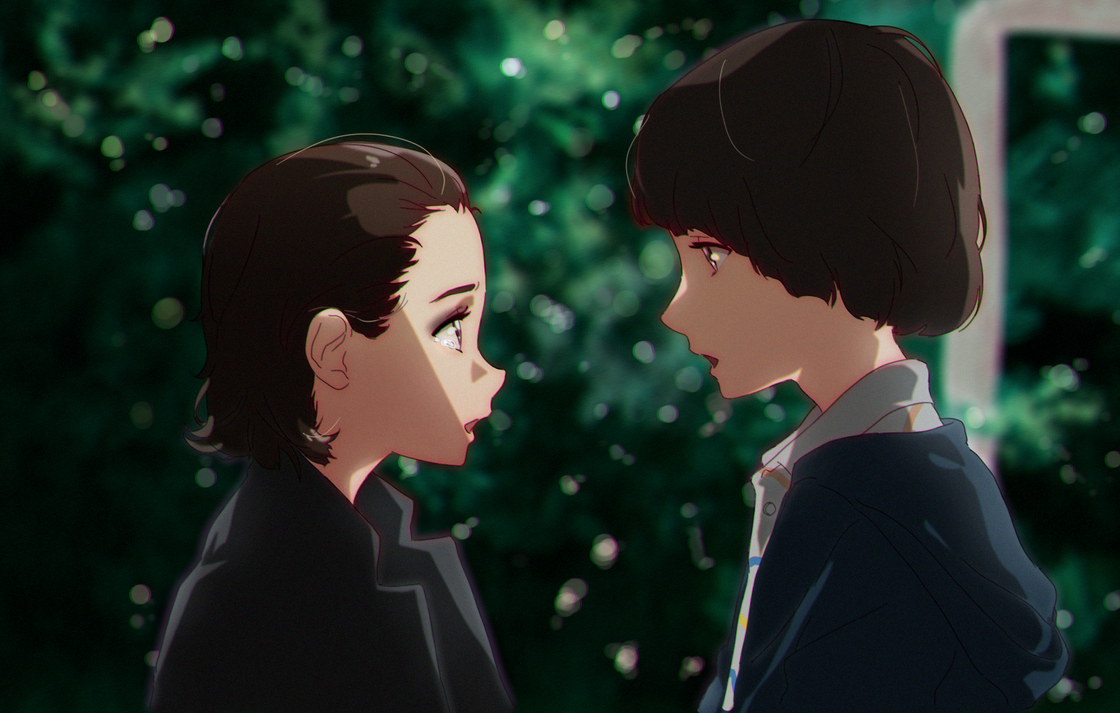 Eleven and Mike part 1 by akol3850