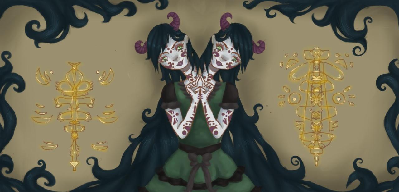 Twinnies by Ayu-Chan11