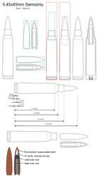 5.45x45mm MkVI