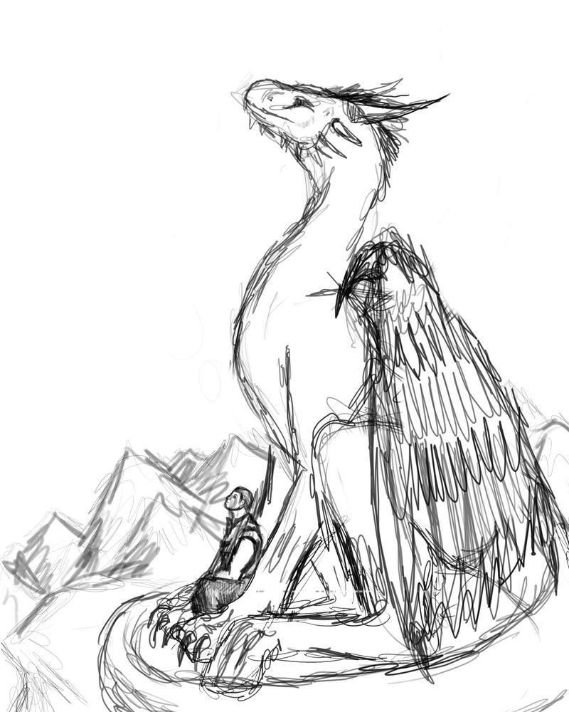 eragon drawings - photo #6