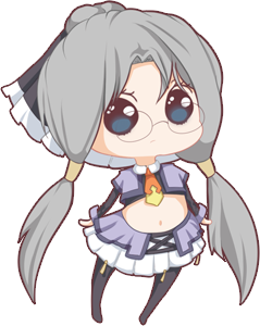 Mini chibi example: Tear by x--lalla--x