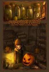 pumpkin fairy_001 by neurotic-elf