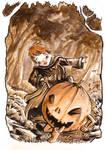 pumpkin fairy gift..