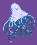 lil' lonely Cthulu ghost..