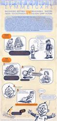 comic festival invitation.. by neurotic-elf