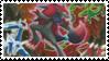Zoroark and Legendary Pokemon by Namath1968