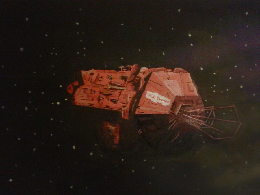 red dwarf ship wallpaper - photo #21